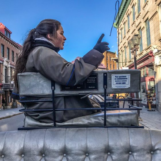 Caleches Quebec - Old Quebec City - Friendly Guide