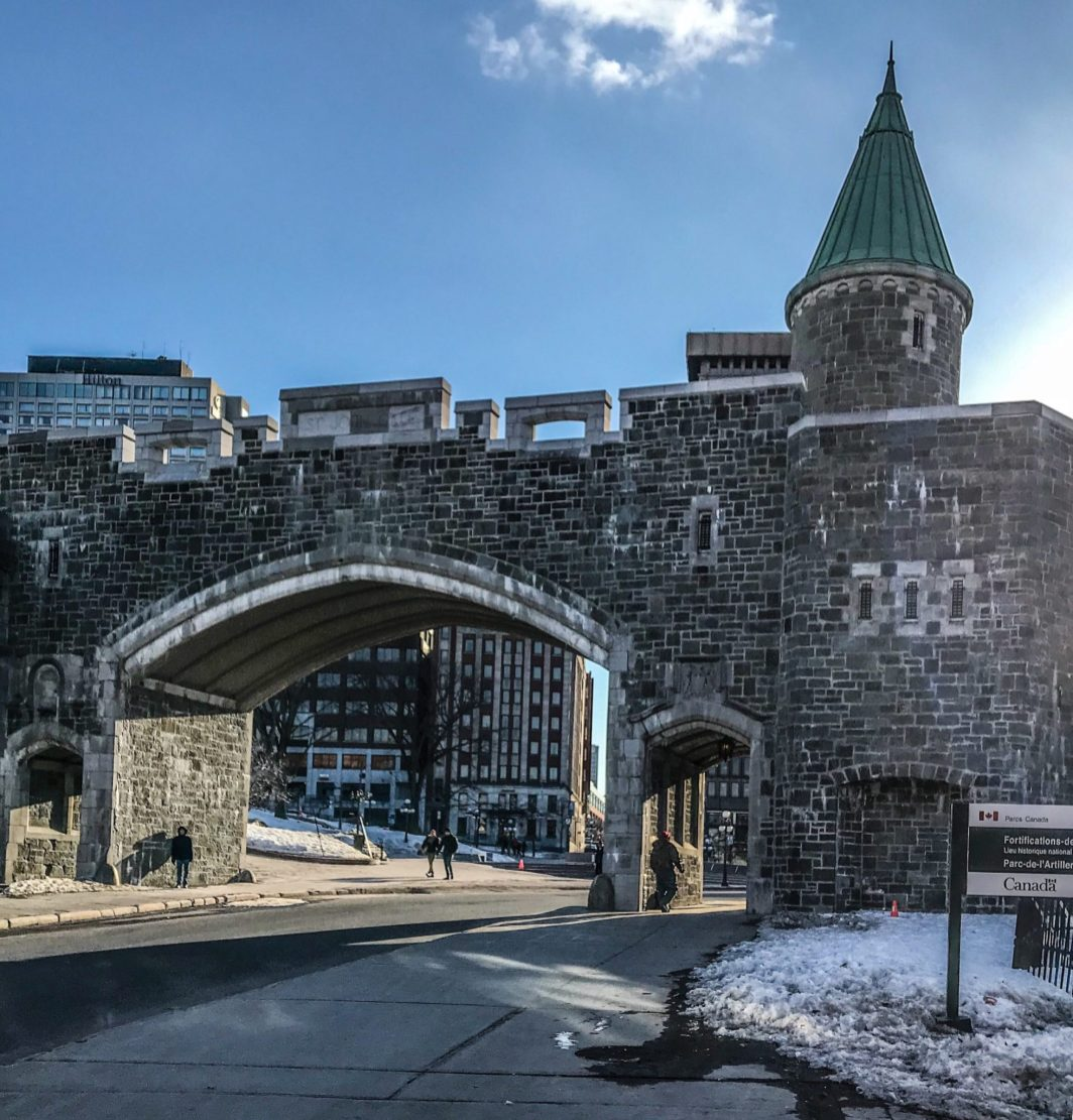 Caleches Quebec - Old Quebec City - Gate