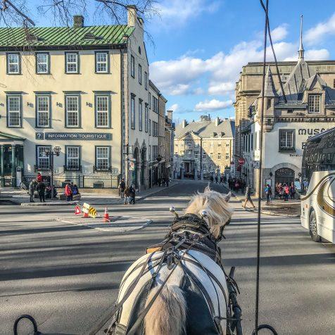 Caleches Quebec - Old Quebec City - Information Touristique