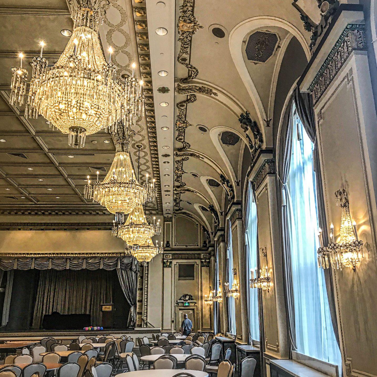 Fairmont Le Chateau Frontenac - Quebec City - Ballroom