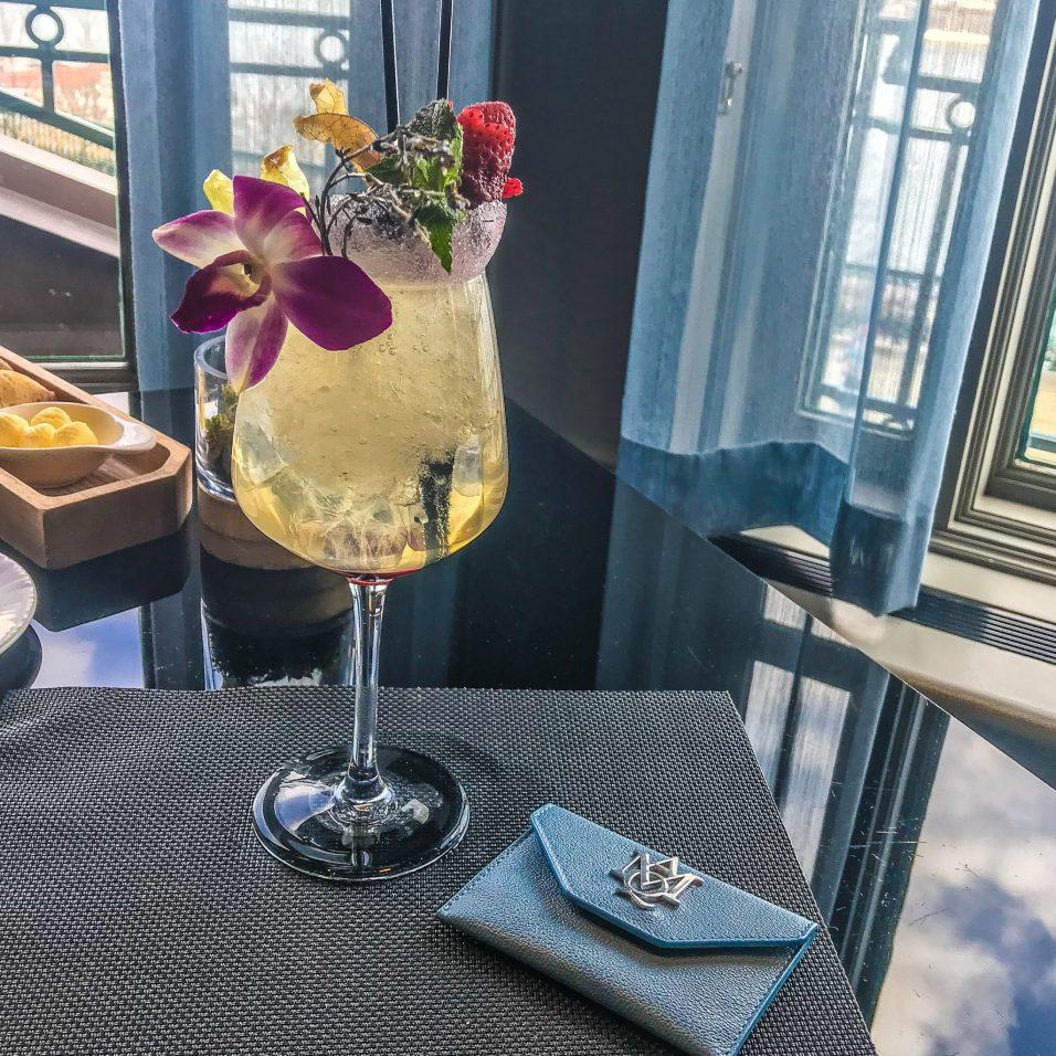 Fairmont Le Chateau Frontenac - Quebec City - Le Bistro Sam - Cocktail