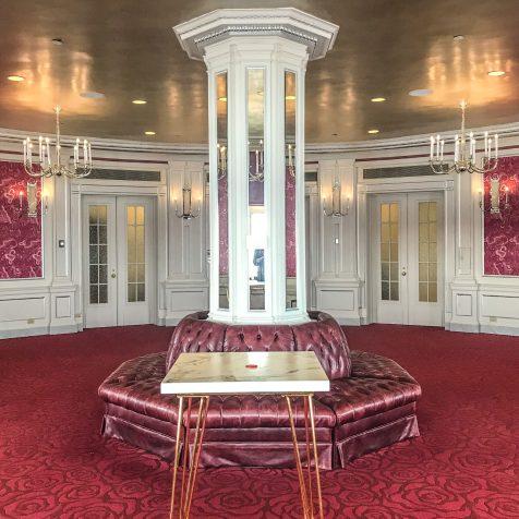 Fairmont Le Chateau Frontenac - Quebec City - Pink Room