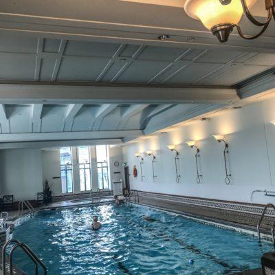 Fairmont Le Chateau Frontenac - Quebec City - Pool