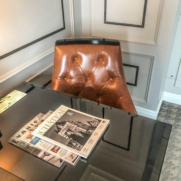 Fairmont Le Chateau Frontenac - Quebec City - Suite Desk