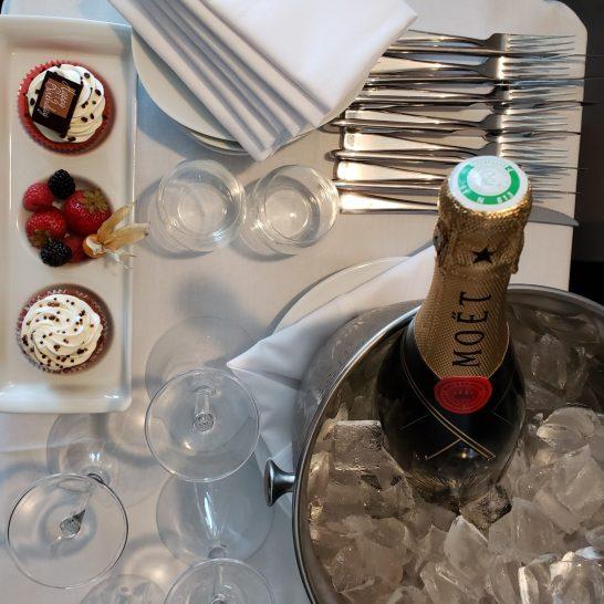 Just Sultan - Hotel X - Birthday Celebration - Champagne