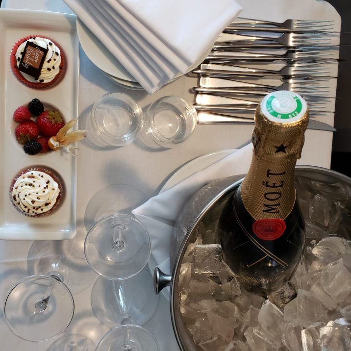 Just Sultan - Hotel X - Birthday Celebration - Champagne