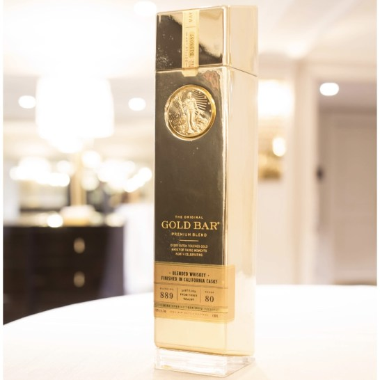 Just Sultan - Hotel X - Birthday Celebration - GoldBar Whiskey SF