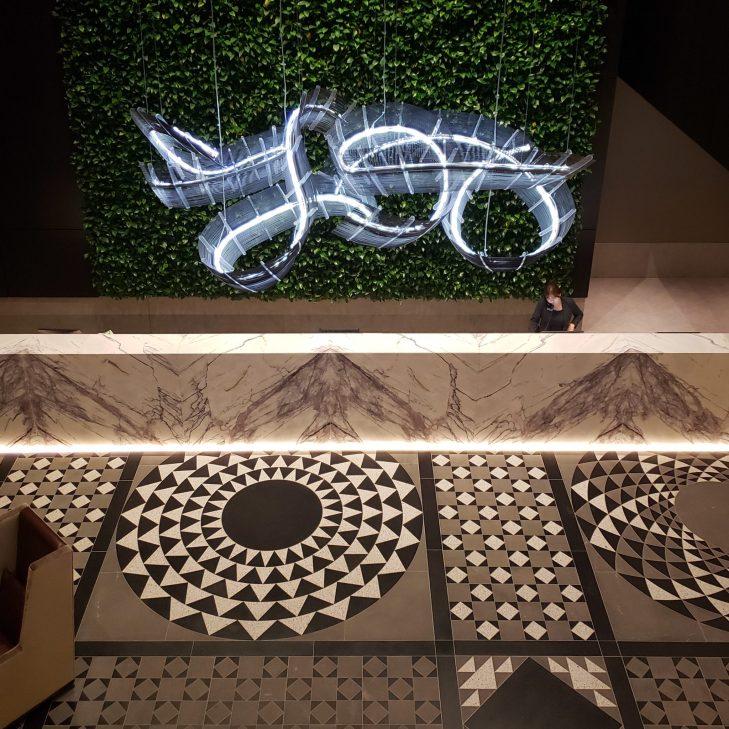 Just Sultan - Hotel X - Birthday Celebration - Lobby