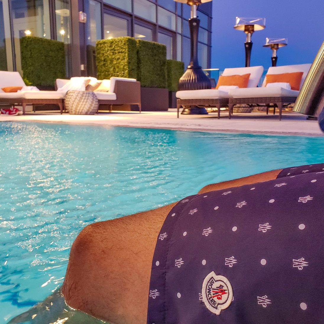 Just Sultan - Hotel X - Birthday Celebration - Pool