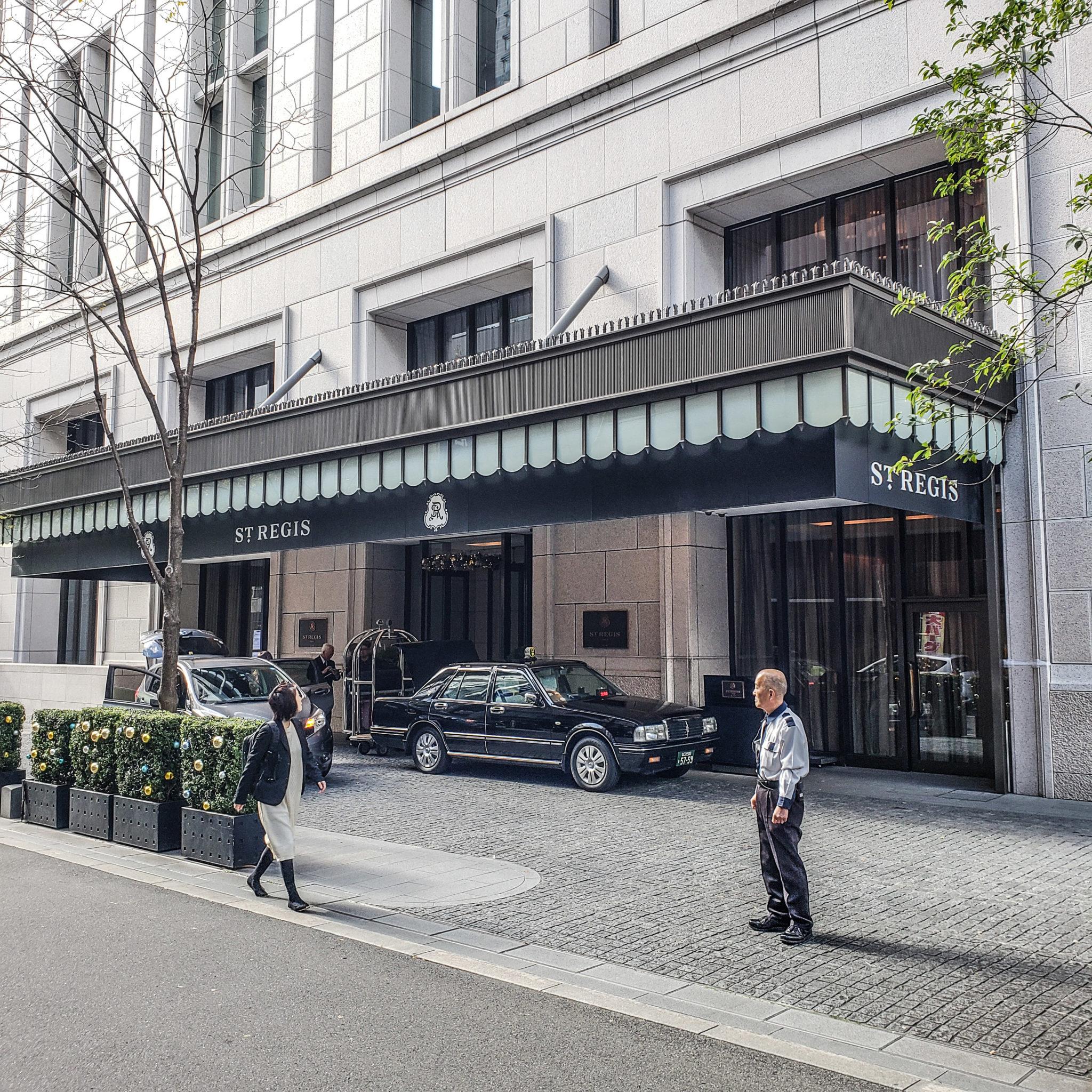 St. Regis Osaka - Butler Service - Exterior