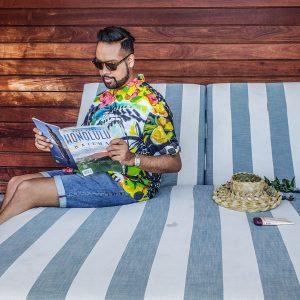 Jams World - Hawaiian Shirts - Oahu - Honolulu - Waikiki - Parrot Cove