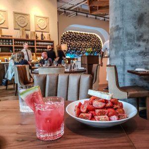 Vancouver - Canada - British Columbia - EXchange Hotel - Hydra - Salad