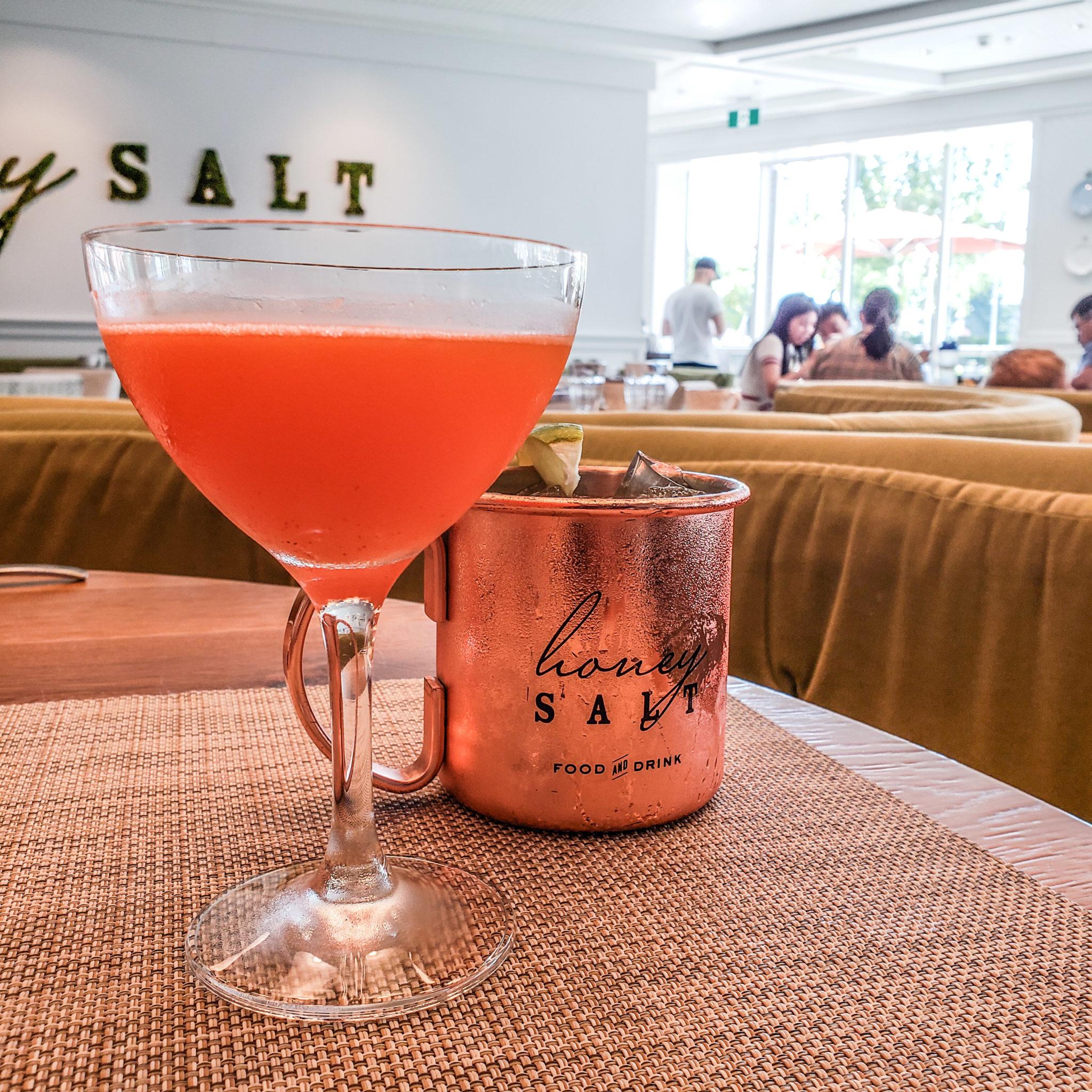 Vancouver - Canada - British Columbia - Parq Hotel - Honey Salt - Brunch - Sultan Sandur - Cocktail