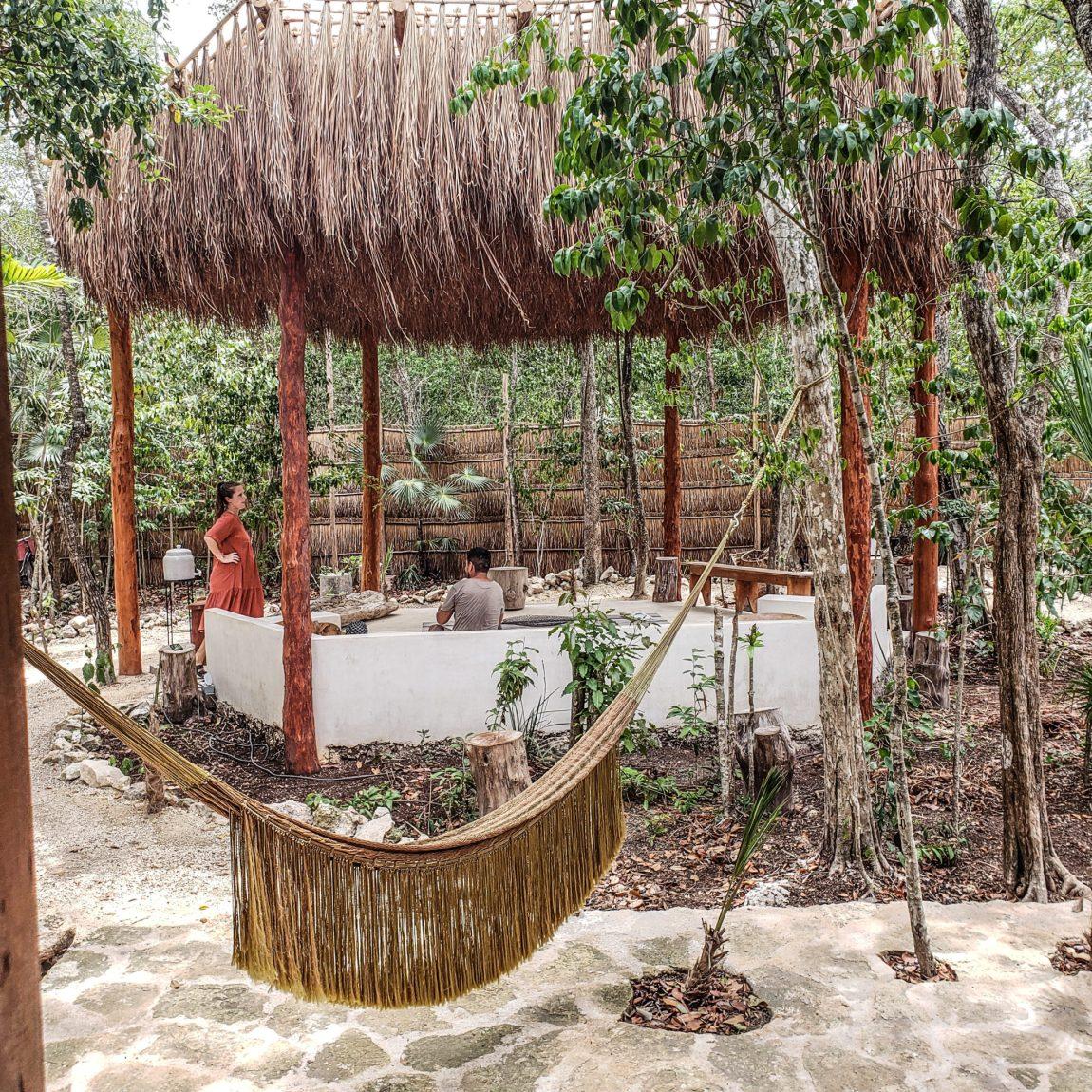 Acacia Jungle Bungalows Tulum - Outdoor Area