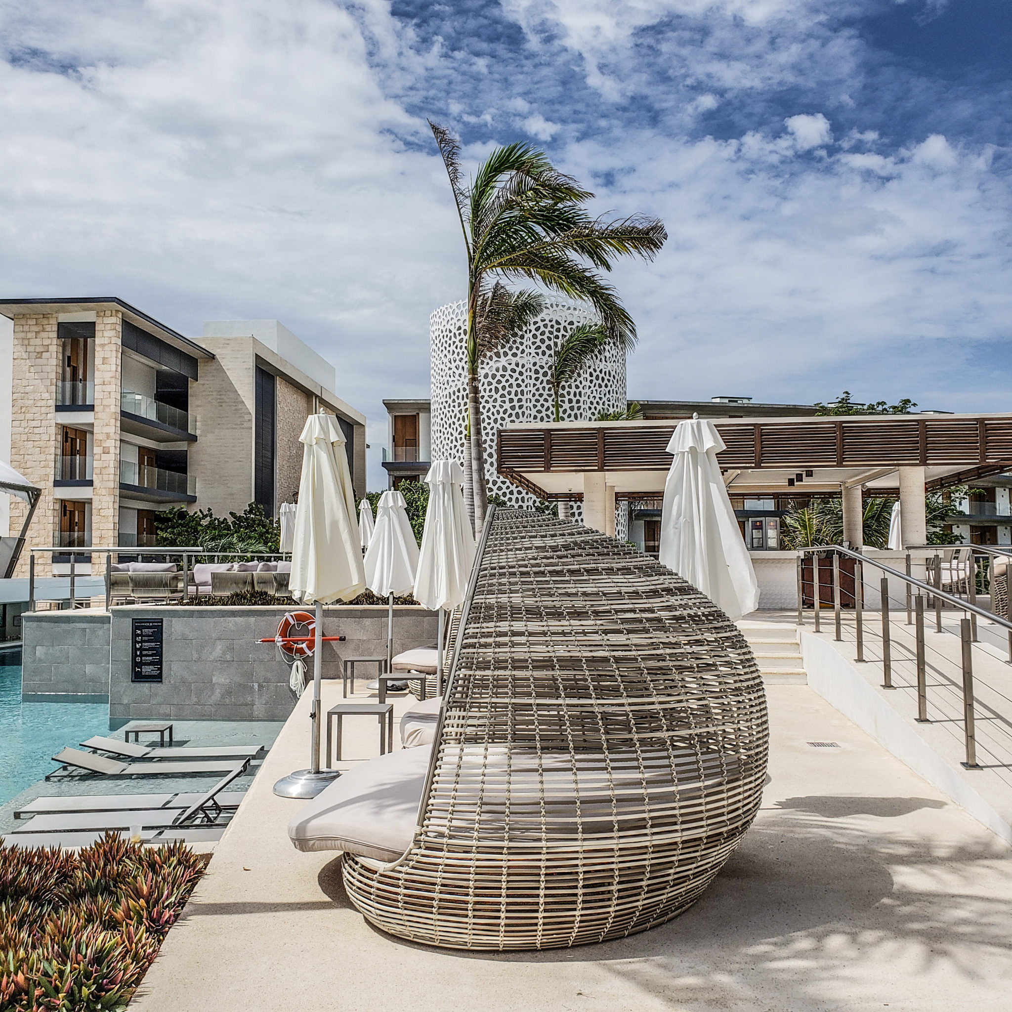 Haven Riviera - Cancun - Haven Resorts - Mexico - Quintana Roo - Poolside Lounger
