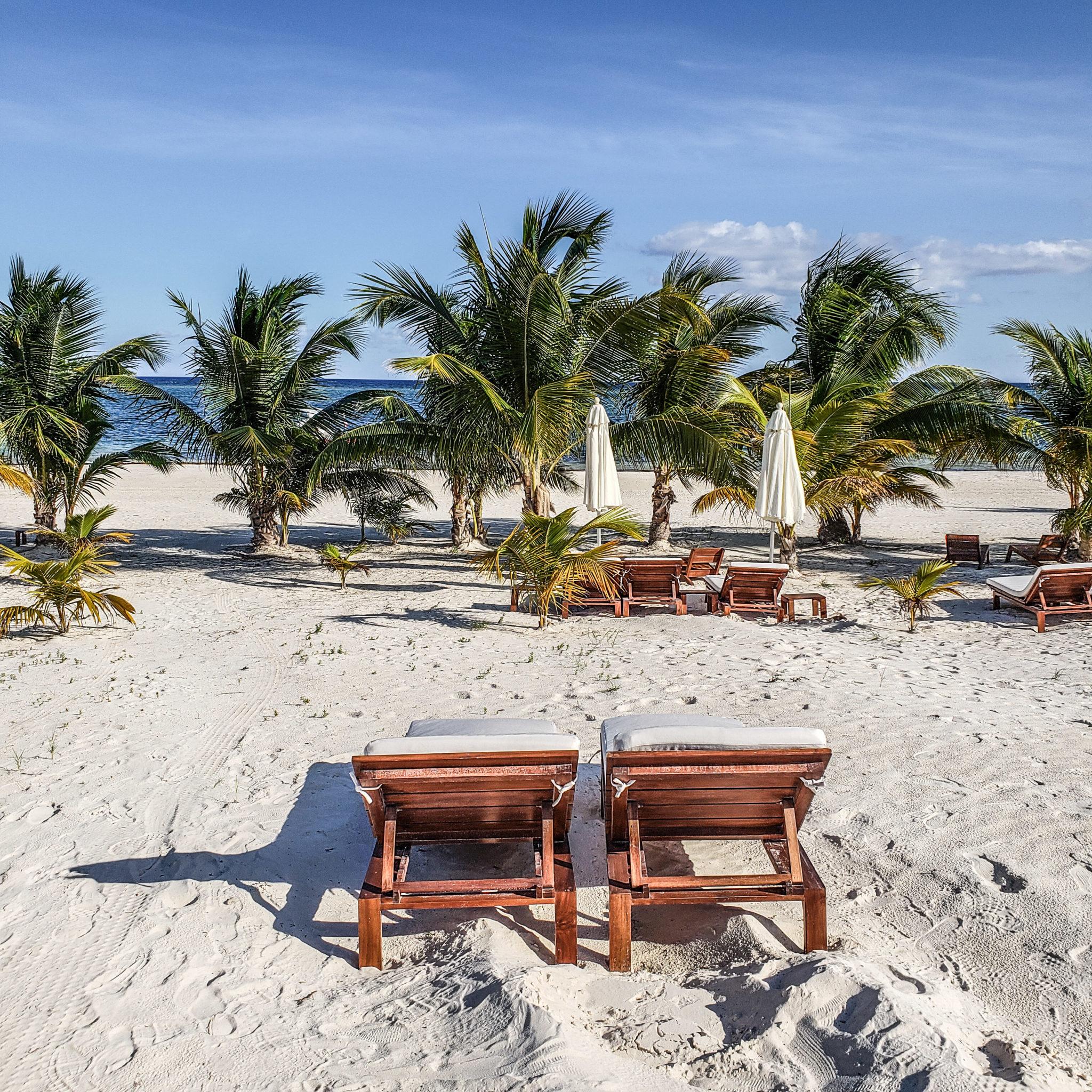 Chable Maroma Resort - Quintana Roo - Playa Del Carmen - Playa Maroma - Beach
