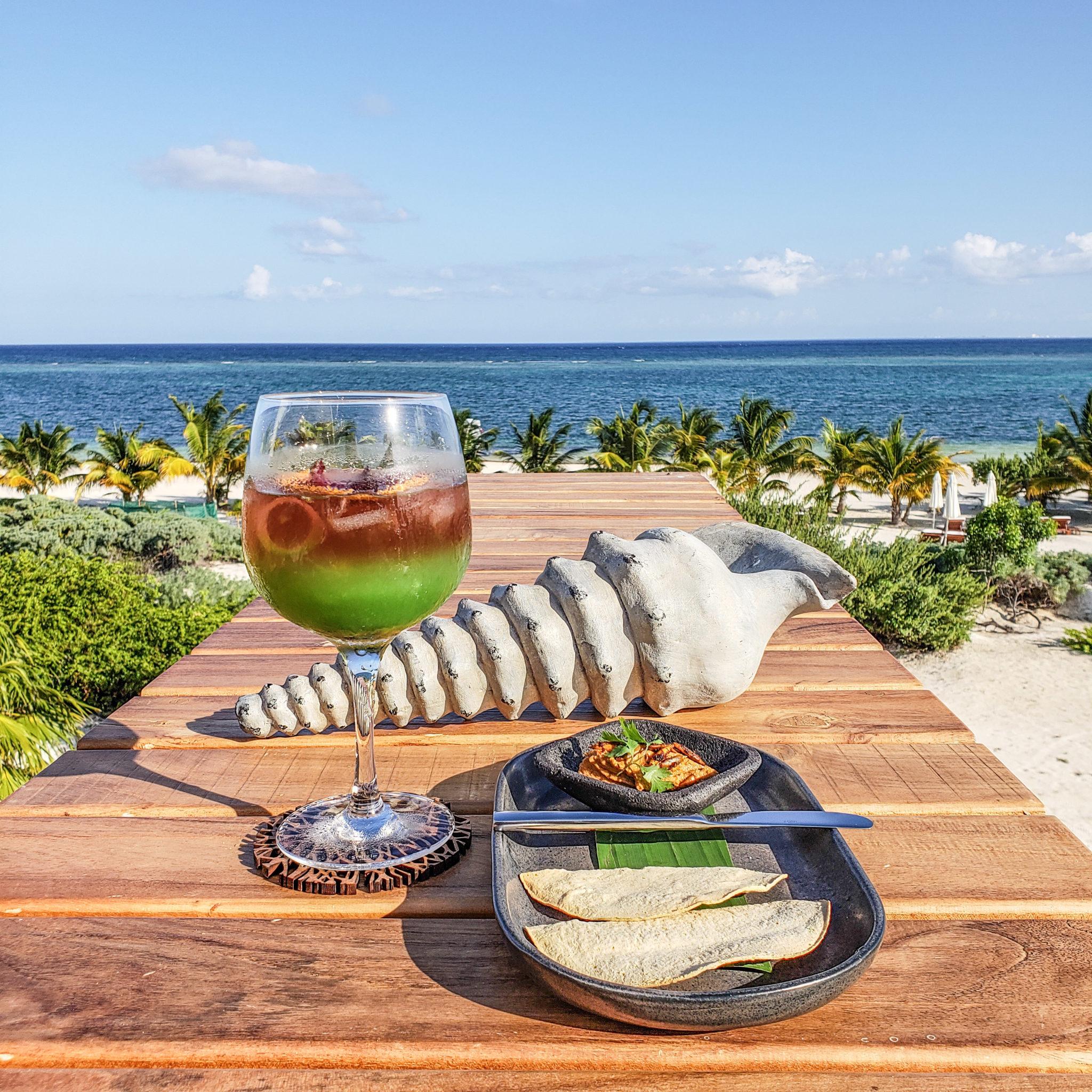 Chable Maroma Resort - Quintana Roo - Playa Del Carmen - Playa Maroma - Cocktail Class - Margarita