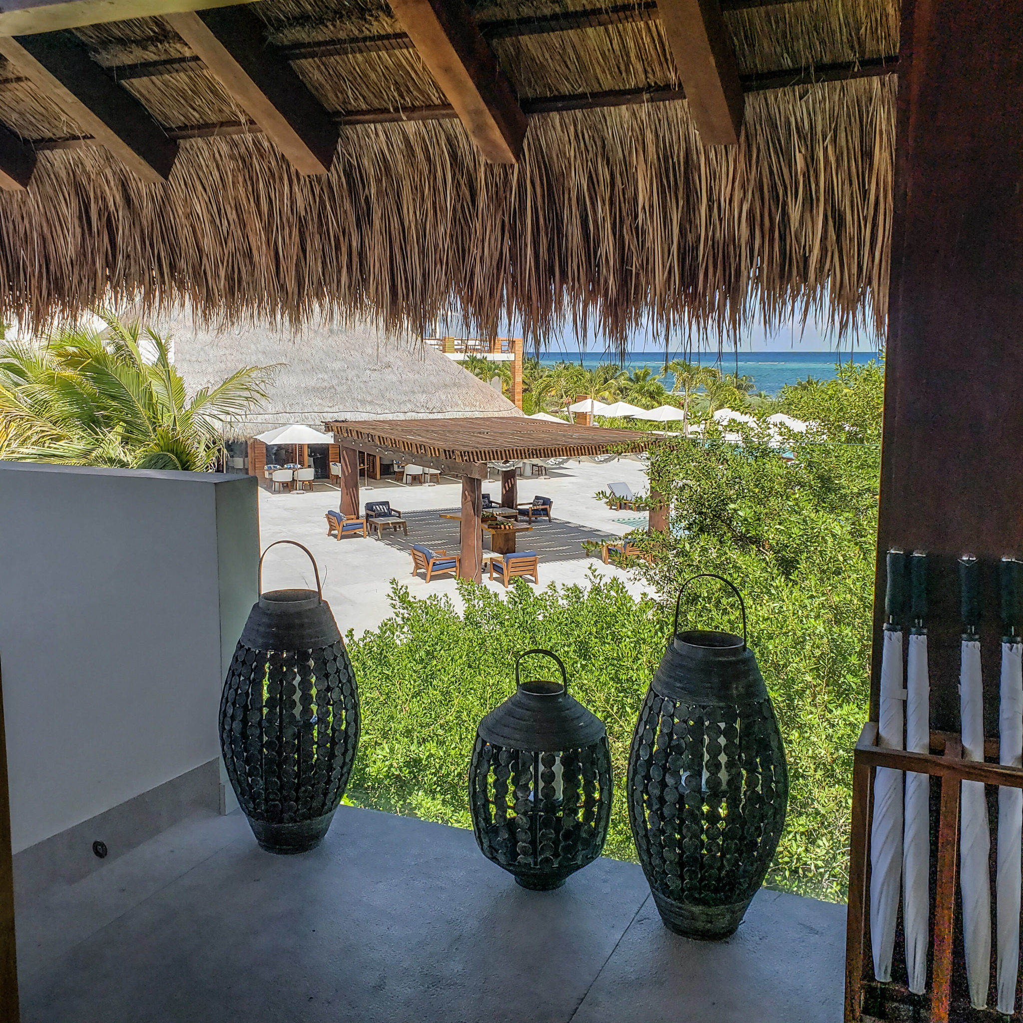 Chable Maroma Resort - Quintana Roo - Playa Del Carmen - Playa Maroma - Cocktail Class - Presidential Suite - Ocean View