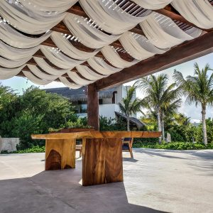 Chable Maroma Resort - Quintana Roo - Playa Del Carmen - Playa Maroma - Outdoor Lounge