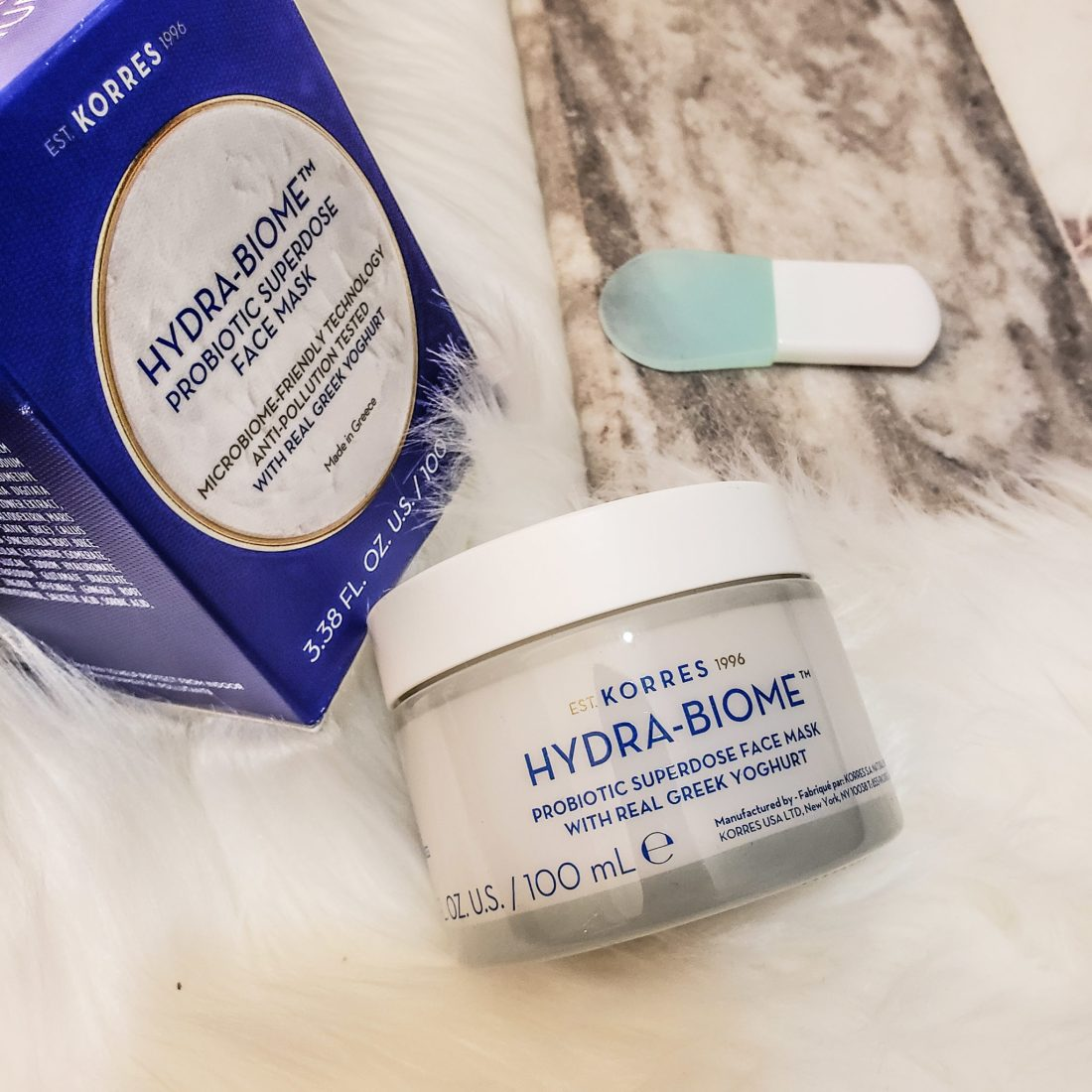 Skincare - Shopper's Drug Mart - KORRES Hydra-Biome Probiotic Superdose Face Mask