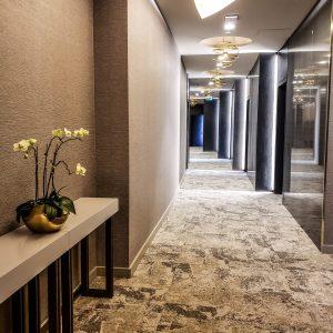 Hotel X Toronto - Luxury Resort - Guerlain Spa - Hall
