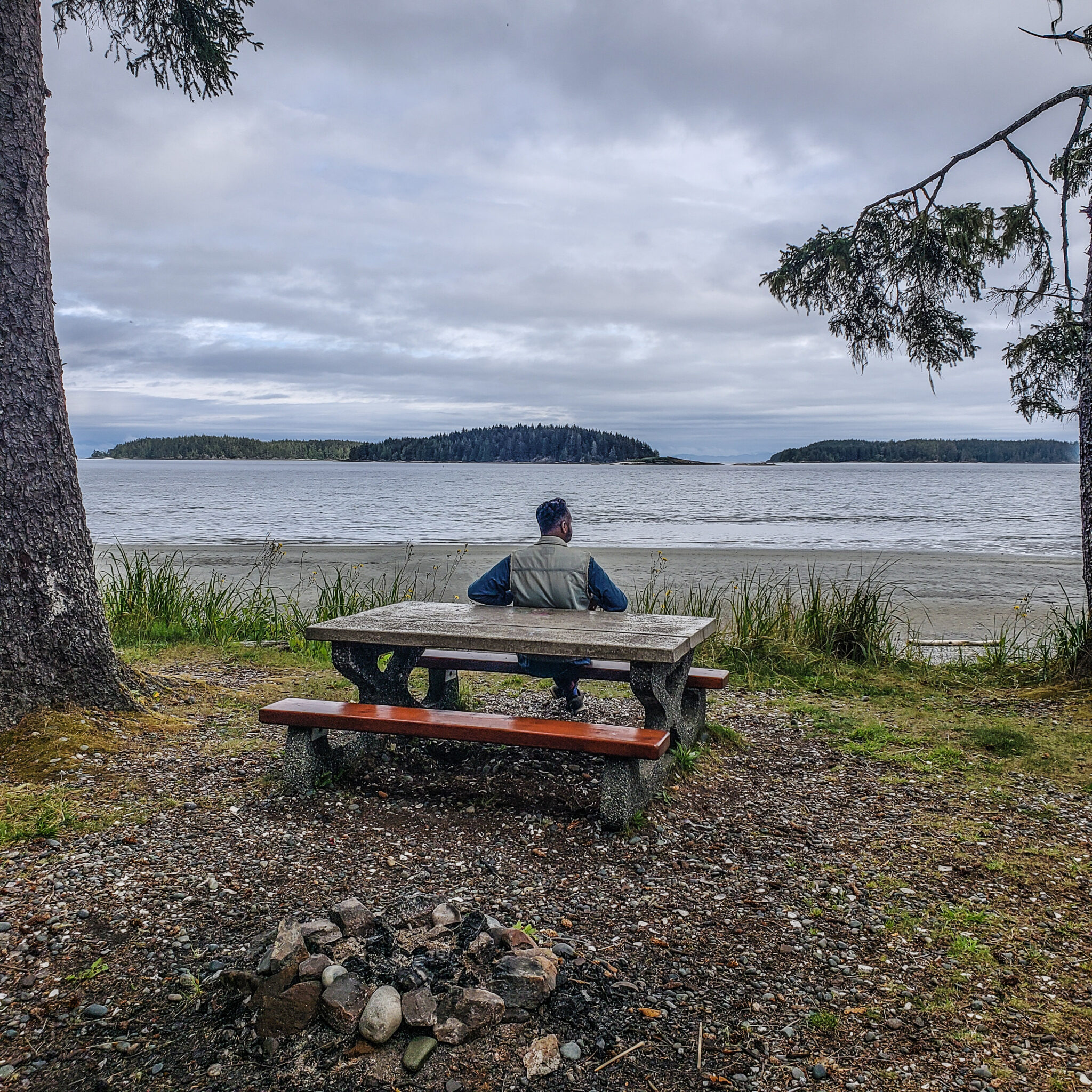 Visit Port Hardy - Vancouver Island North - Explore Canada - Hello British Columbia - Storey's Beach - Relaxing