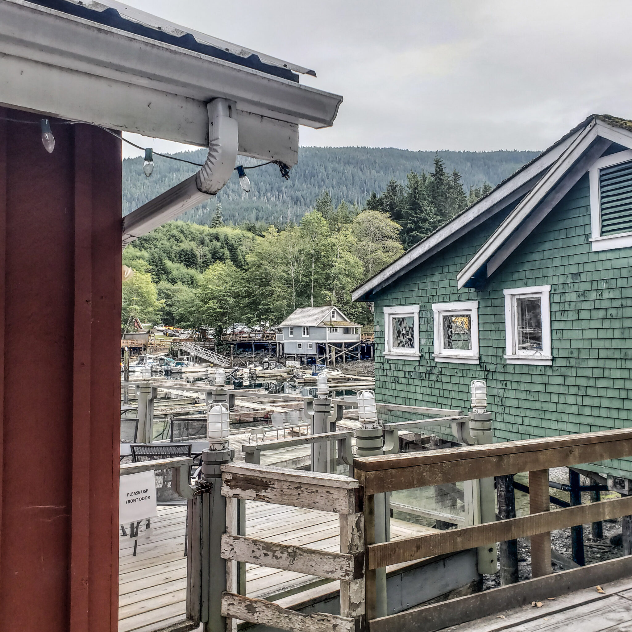 Visit Port Hardy - Vancouver Island North - Explore Canada - Hello British Columbia - Telegraph Cove - Harbour