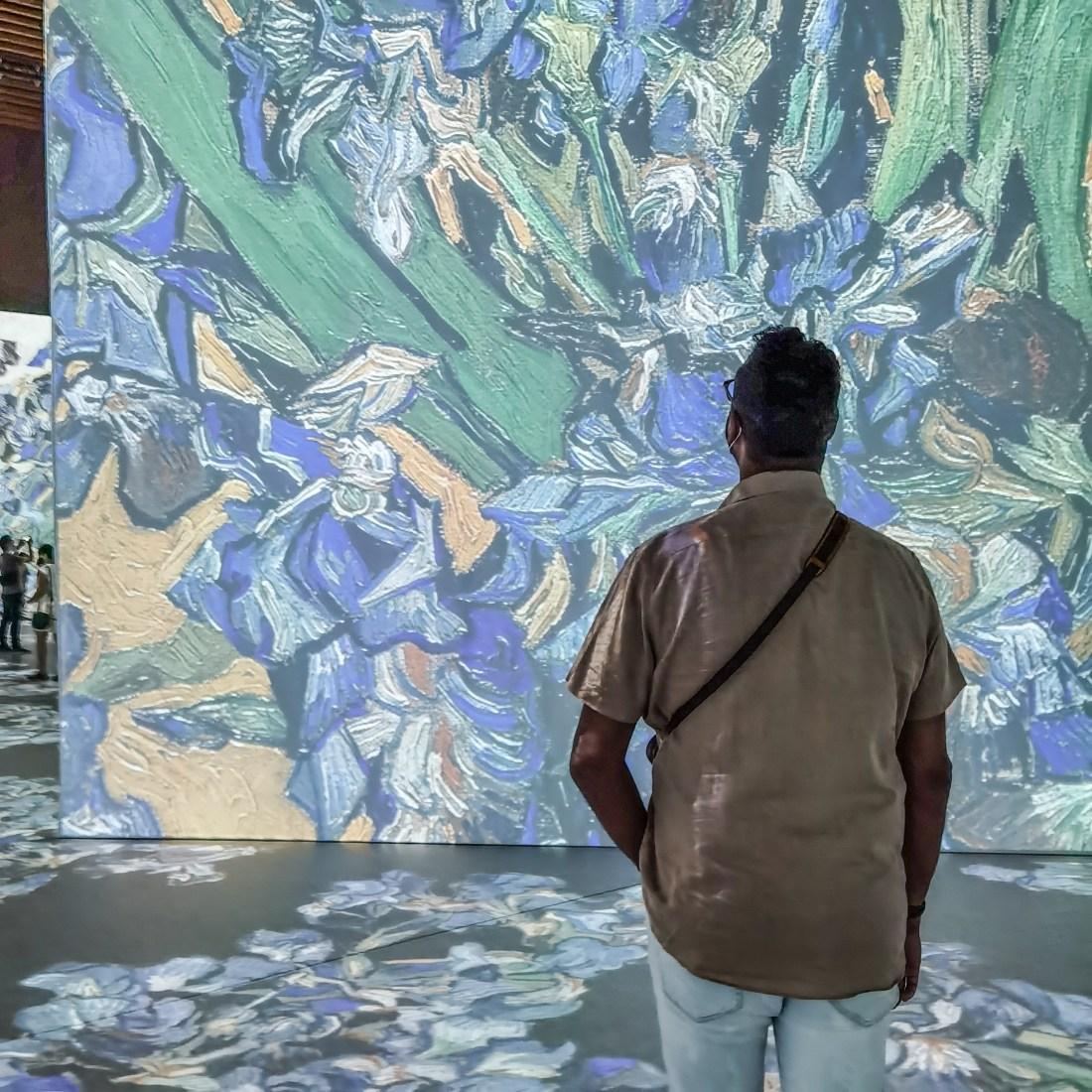 Immersive Van Gogh Exhibit Vancouver