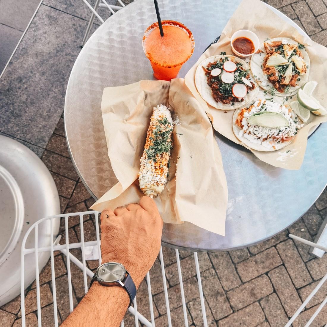 Hugo's Churros - McArthurGlen Vancouver Outlets - Dining