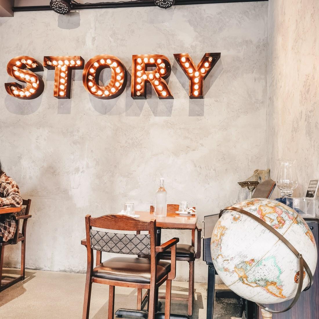 Story Cafe - Richmond, BC