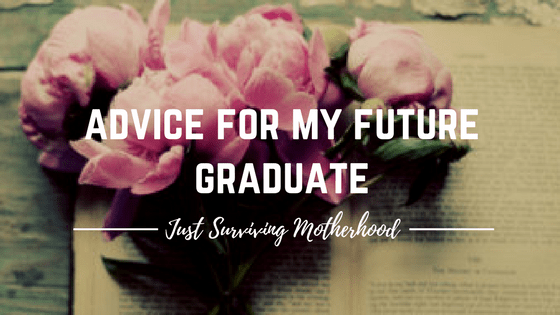 For My Future Graduate…