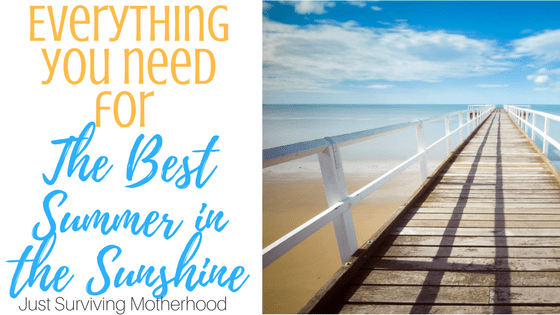 Everything You Need For the Best Summer in the Sunshine