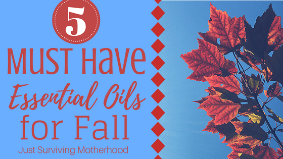 5 Must Have Essential Oils For Fall