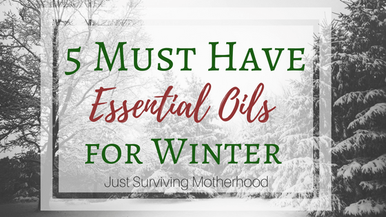 5 Must Have Essential Oil Blends for Winter