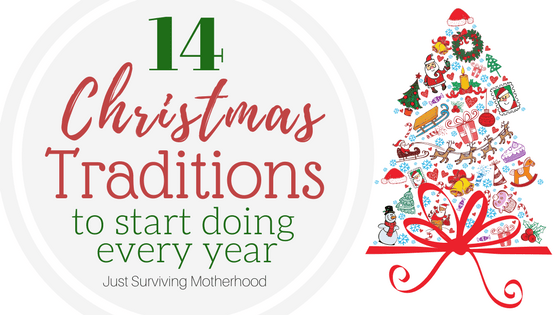 14 Christmas Traditions to Start Doing Every Year