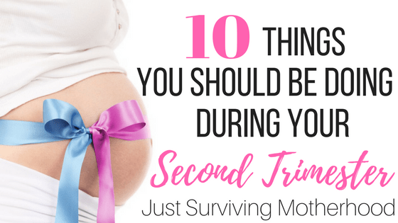 10 Things You Should Be Doing During Your Second Trimester