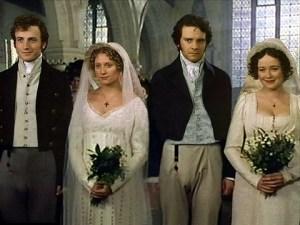 Pride and Prejudice Wedding