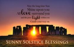 Summer Solstice Celebration