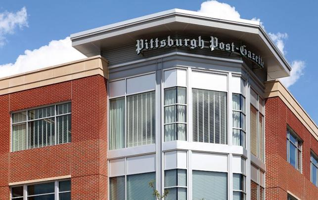 Pittsburgh Post-Gazette in 2016