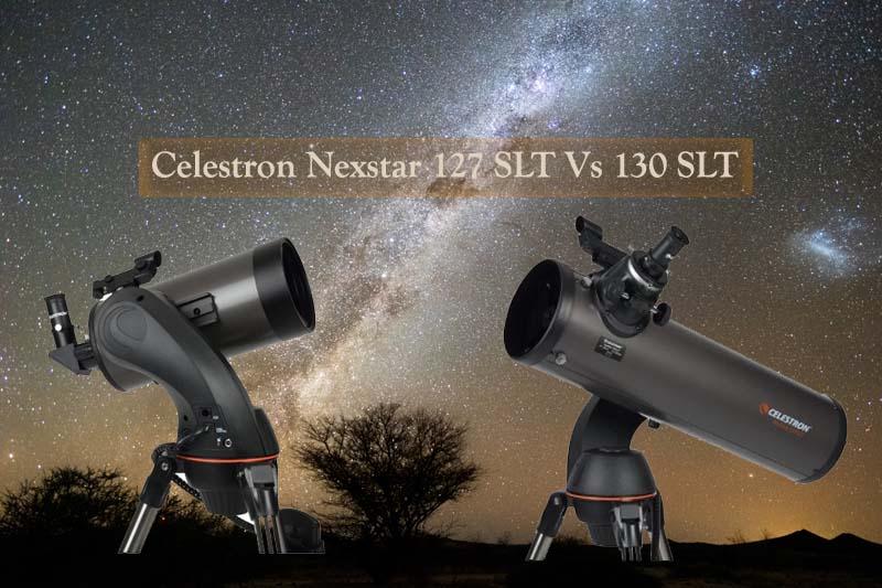 Celestron Nexstar 127 SLT Vs 130 SLT – Head to Head Comparison
