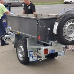 LABORATORY SAMPLE COLLECTION CUSTOM TRAILER JUST TRAILERS ENGINEERING