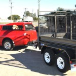 JUST TRAILERS TRAILER