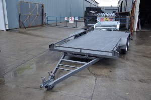 CAR TRAILER 3000Kg FULL FLOOR JUST TRAILERS