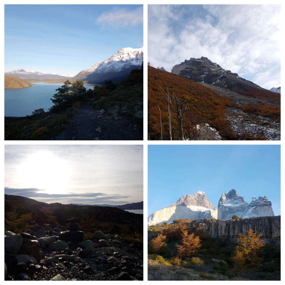 The incredible views of Torres del Paine National Park