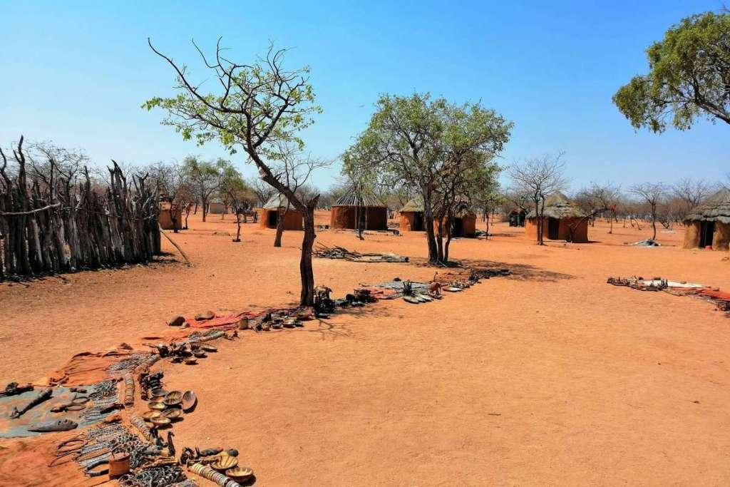 The Himba Village