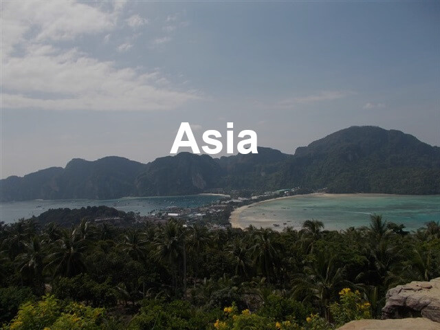 Asia blog posts header