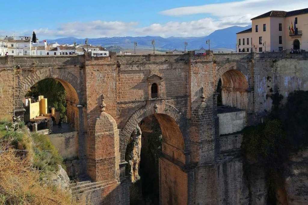 Ronda's Puente Nuevo bridge