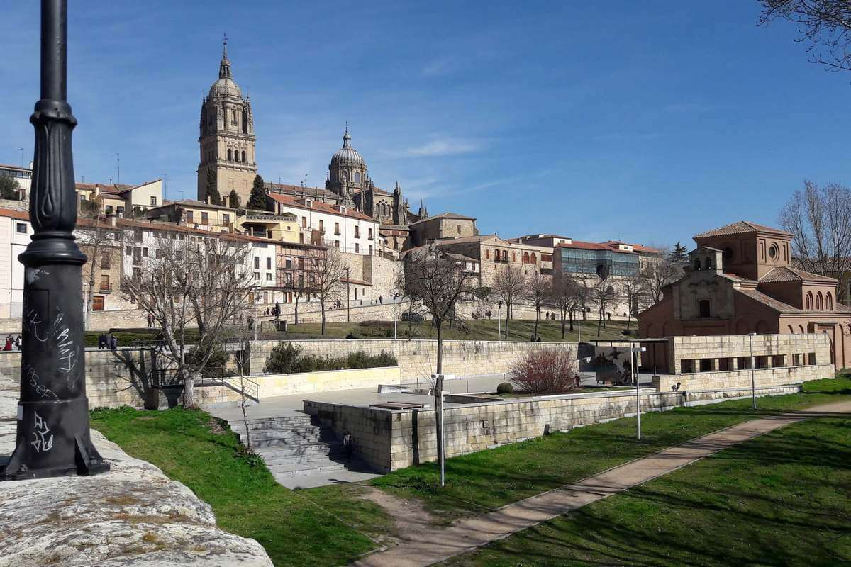 What to see in Salamanca