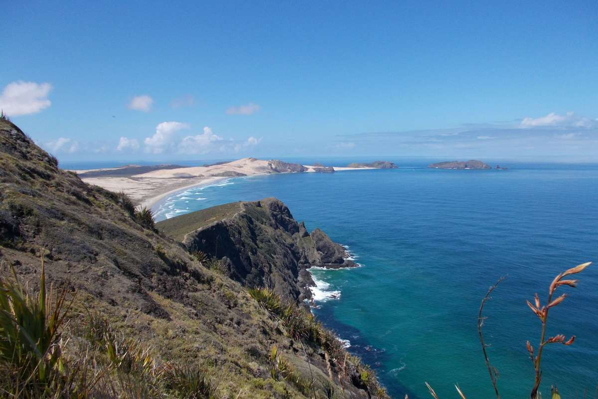 Top 10 places to visit in the North Island