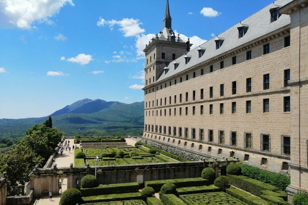 Day trips from Madrid El Escorial